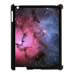 Trifid Nebula Apple Ipad 3/4 Case (black)