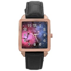 Trifid Nebula Rose Gold Watches