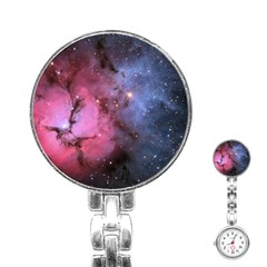 Trifid Nebula Stainless Steel Nurses Watches