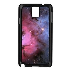 Trifid Nebula Samsung Galaxy Note 3 N9005 Case (black)