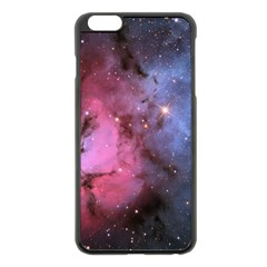 Trifid Nebula Apple Iphone 6 Plus/6s Plus Black Enamel Case