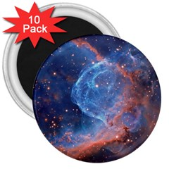 Thor s Helmet 3  Magnets (10 Pack)