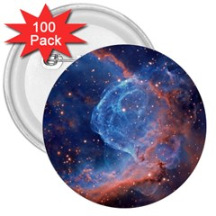 Thor s Helmet 3  Buttons (100 Pack)