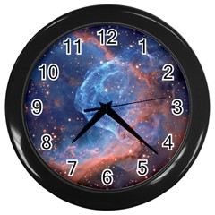 Thor s Helmet Wall Clocks (black)