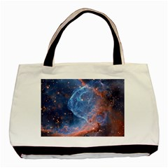 Thor s Helmet Basic Tote Bag (two Sides)