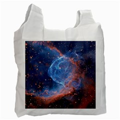 Thor s Helmet Recycle Bag (two Side)