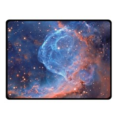 Thor s Helmet Fleece Blanket (small)