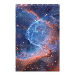 Thor s Helmet Shower Curtain 48  X 72  (small)