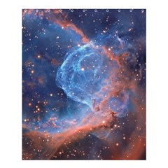 Thor s Helmet Shower Curtain 60  X 72  (medium)
