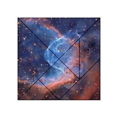 Thor s Helmet Acrylic Tangram Puzzle (4  X 4 )