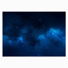 STARRY SPACE Large Glasses Cloth