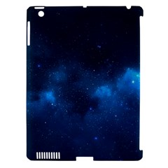 STARRY SPACE Apple iPad 3/4 Hardshell Case (Compatible with Smart Cover)