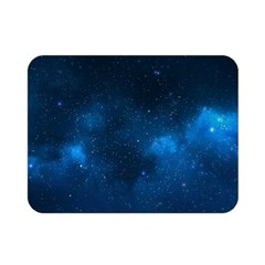 Starry Space Double Sided Flano Blanket (mini)
