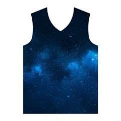 STARRY SPACE Men s Basketball Tank Top