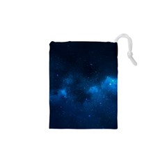 STARRY SPACE Drawstring Pouches (XS)
