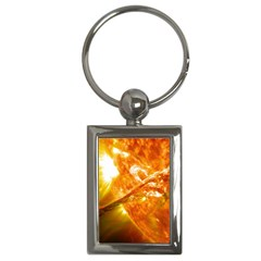 SOLAR FLARE 2 Key Chains (Rectangle)