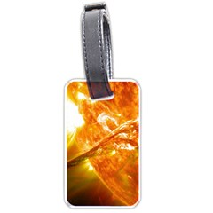 SOLAR FLARE 2 Luggage Tags (Two Sides)