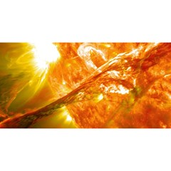 Solar Flare 2 You Are Invited 3d Greeting Card (8x4)
