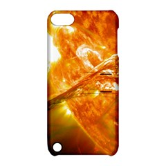 SOLAR FLARE 2 Apple iPod Touch 5 Hardshell Case with Stand