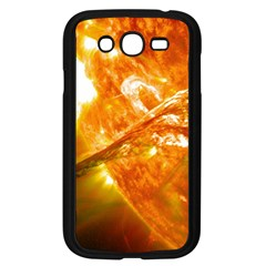 SOLAR FLARE 2 Samsung Galaxy Grand DUOS I9082 Case (Black)