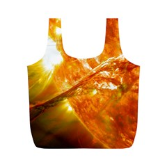 SOLAR FLARE 2 Full Print Recycle Bags (M)
