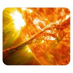 SOLAR FLARE 2 Double Sided Flano Blanket (Small)