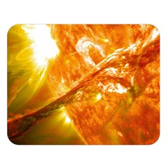 Solar Flare 2 Double Sided Flano Blanket (large)