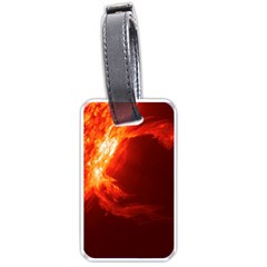 SOLAR FLARE 1 Luggage Tags (One Side)
