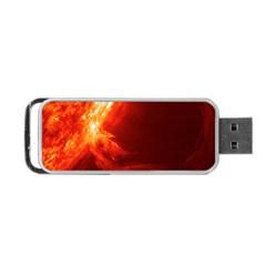 SOLAR FLARE 1 Portable USB Flash (One Side)