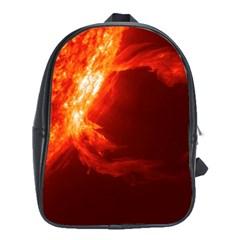 SOLAR FLARE 1 School Bags (XL)