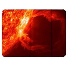 SOLAR FLARE 1 Samsung Galaxy Tab 7  P1000 Flip Case