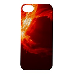 SOLAR FLARE 1 Apple iPhone 5S Hardshell Case