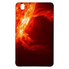 Solar Flare 1 Samsung Galaxy Tab Pro 8 4 Hardshell Case