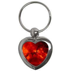 ROSETTE NEBULA 2 Key Chains (Heart)