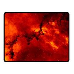 Rosette Nebula 2 Fleece Blanket (small)