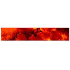 Rosette Nebula 2 Flano Scarf (large)