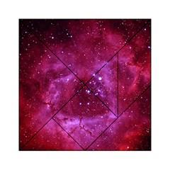 Rosette Nebula 1 Acrylic Tangram Puzzle (6  X 6 )