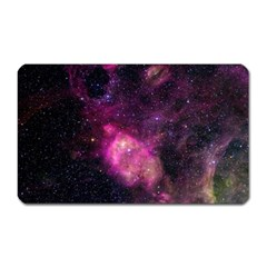 PURPLE CLOUDS Magnet (Rectangular)