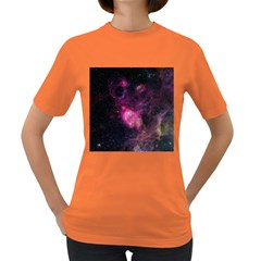PURPLE CLOUDS Women s Dark T-Shirt