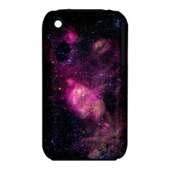 PURPLE CLOUDS Apple iPhone 3G/3GS Hardshell Case (PC+Silicone)