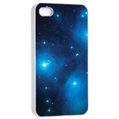 PLEIADES Apple iPhone 4/4s Seamless Case (White)