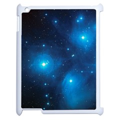 PLEIADES Apple iPad 2 Case (White)