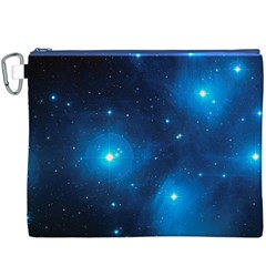 PLEIADES Canvas Cosmetic Bag (XXXL)