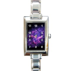 PIA17563 Rectangle Italian Charm Watches