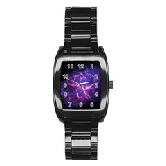 PIA17563 Stainless Steel Barrel Watch