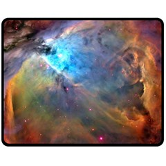 ORION NEBULA Double Sided Fleece Blanket (Medium)