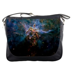 MYSTIC MOUNTAIN Messenger Bags