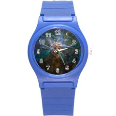 MYSTIC MOUNTAIN Round Plastic Sport Watch (S)