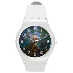 MYSTIC MOUNTAIN Round Plastic Sport Watch (M)