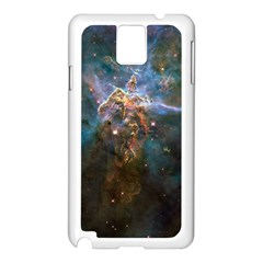 MYSTIC MOUNTAIN Samsung Galaxy Note 3 N9005 Case (White)
